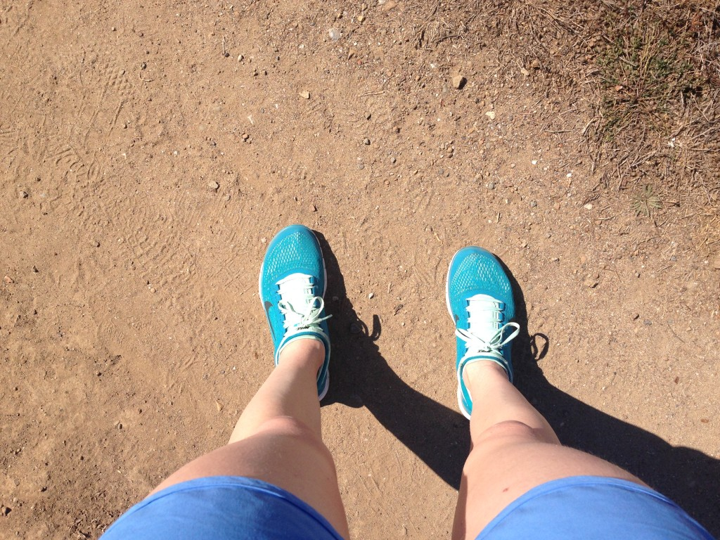 trail running, treading lightly, nike women's half marathon training