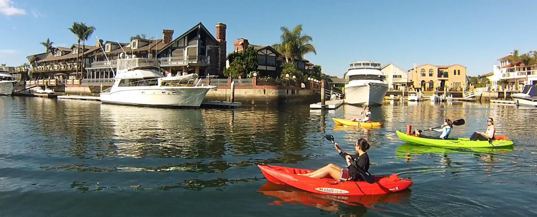 Kayaking Huntington Beach The Best Beaches In World