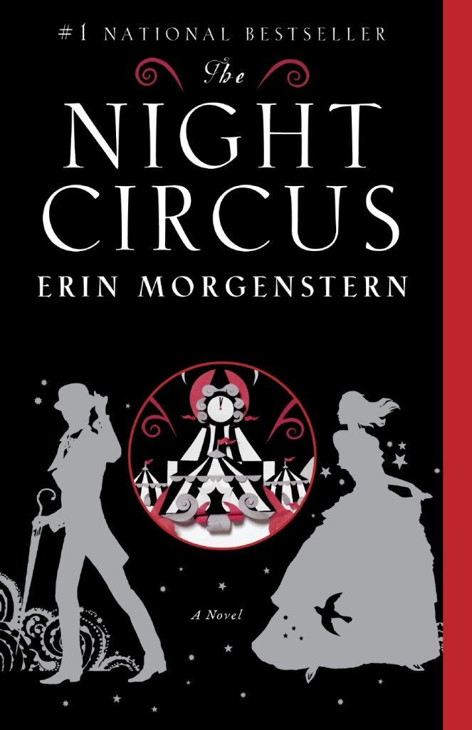 The Night Circus Cover Erin Morgenstern