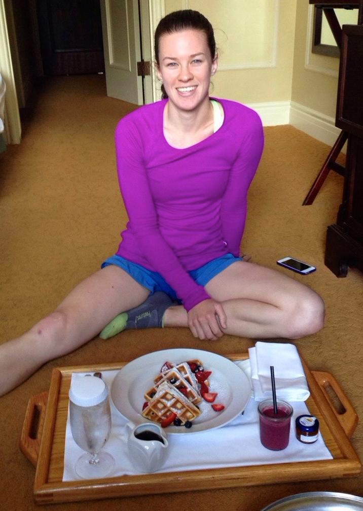 Hotel-Vancouver-Fairmont-Belgium-Waffles