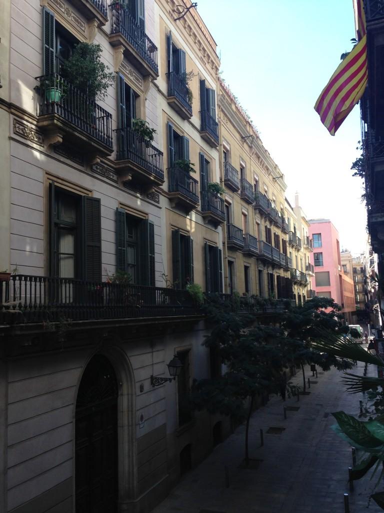 barcelona-spain-street