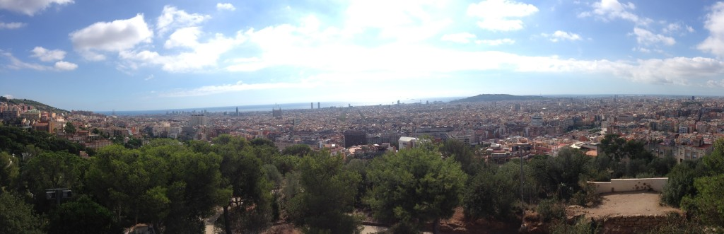 lookout-over-barcelona-from-Park-Güell-guell
