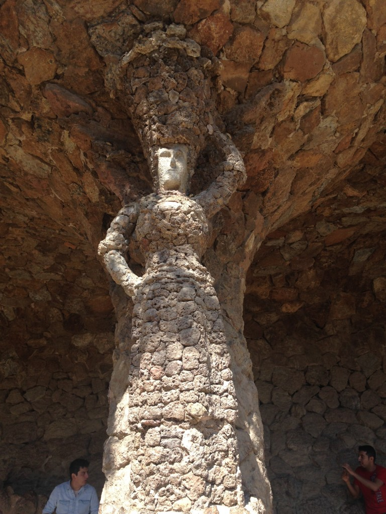park-guell-washer-woman