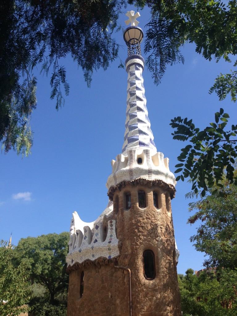 park-guell-Gaudí-gaudi-architecture