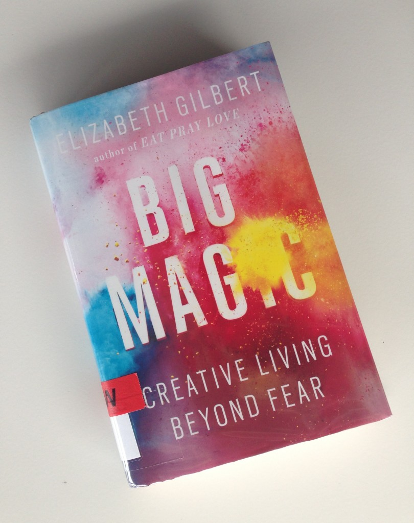 Big Magic by Elizabeth Gilbert Review