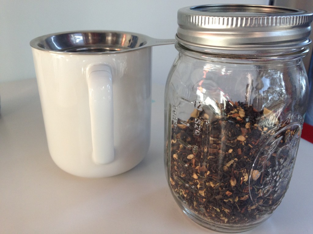 Loose-leaf-tea- Loose leaf tea