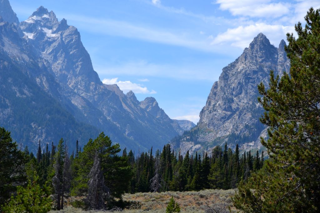 7 Days in Teton Village Wyoming – Teton National Park – Grand Teton