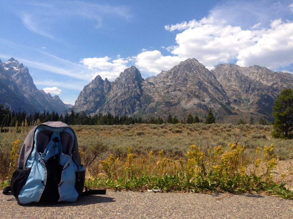 7 Days in Teton Village Wyoming – Teton National Park – Grand Teton and Little Teton from REI