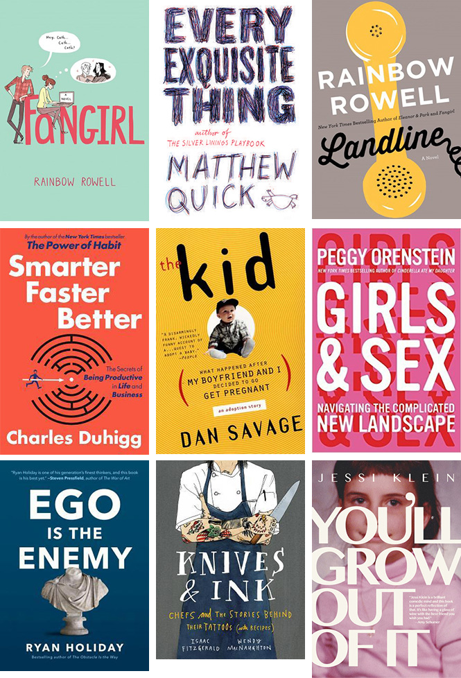 October Reads 2016