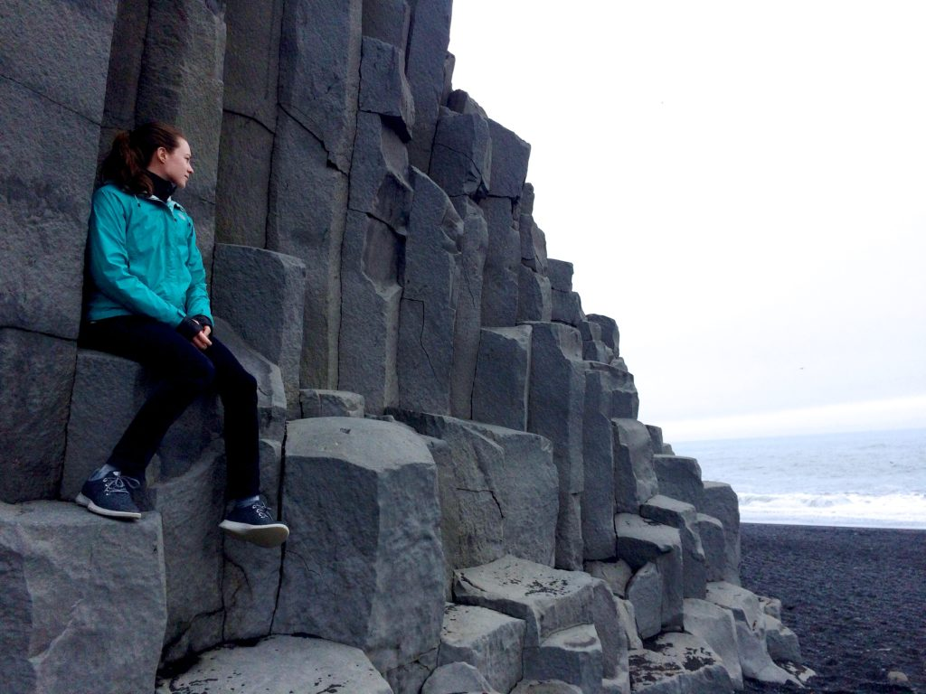 Iceland Ring Road Itinerary: Reynisfjara (Black Sand Beach) Rocks