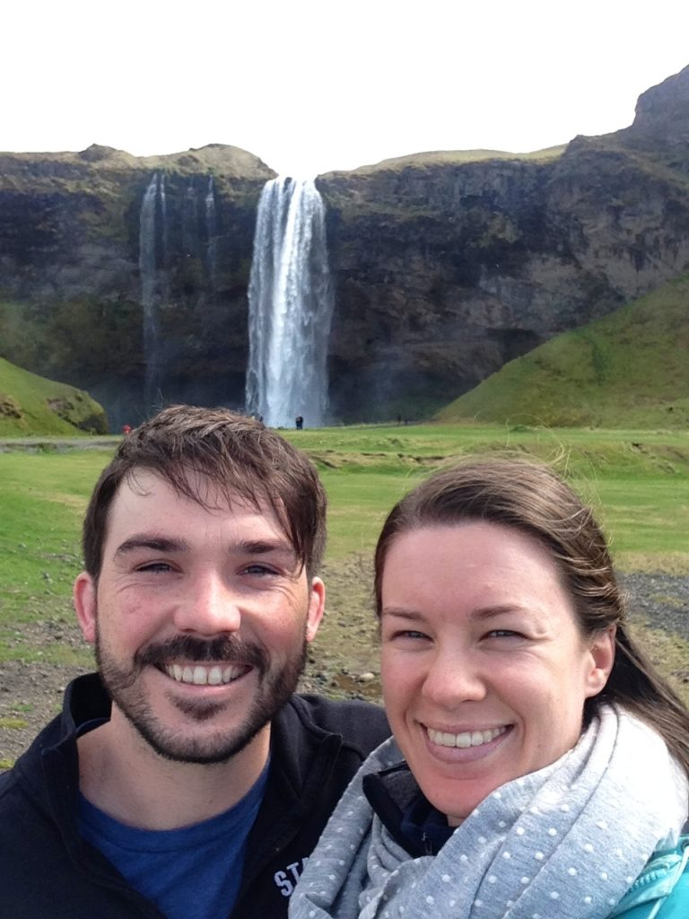 Iceland Ring Road Itinerary: Seljalandsfoss Waterfall