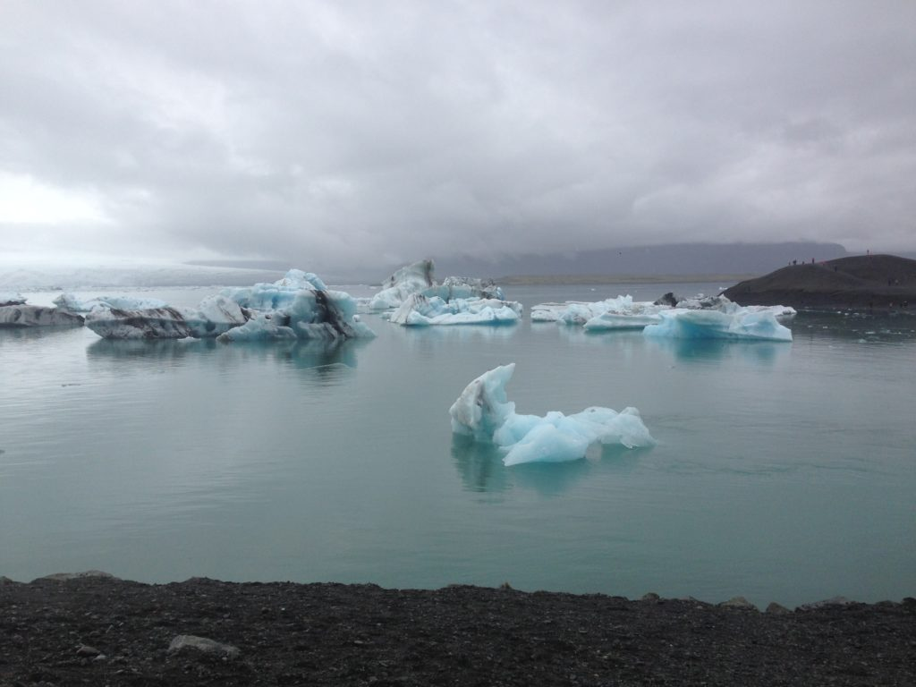 Iceland Ring Road Itinerary: Jökulsárlón (Glacier Lagoon)
