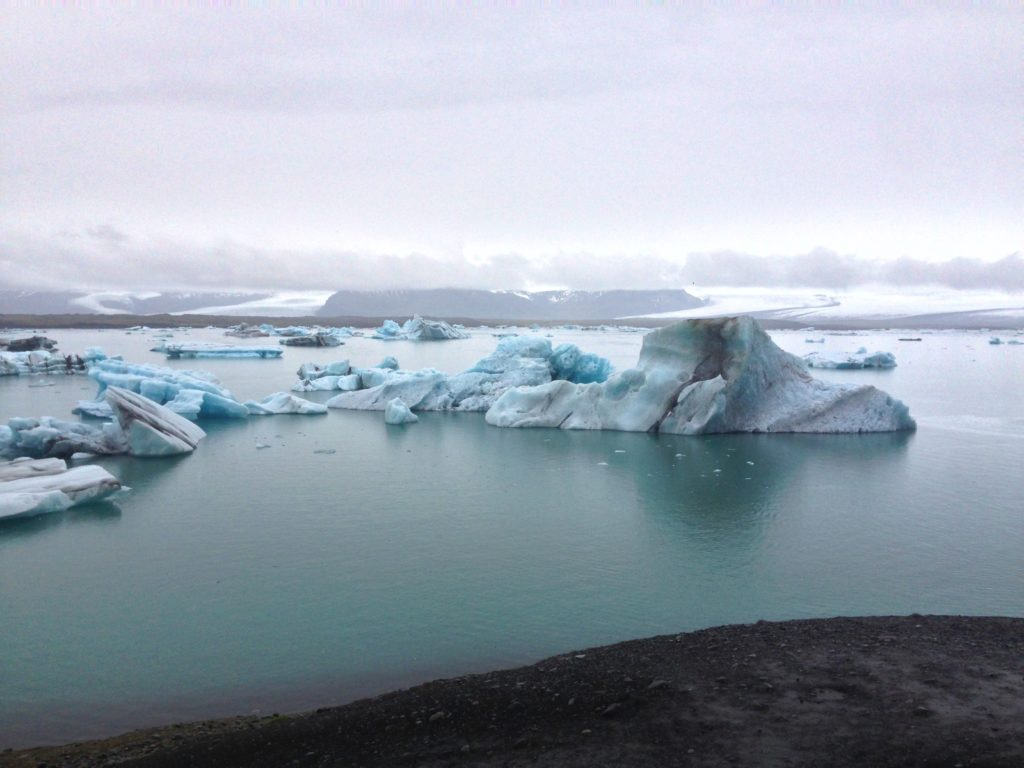 Sustainable, Ethical Travel in Iceland: Save Water - Glaciers