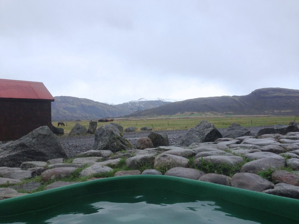 Iceland Ring Road Itinerary: Hot Springs - Hoffell Hot Pots