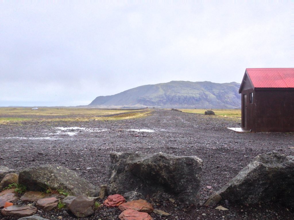 Iceland Ring Road Itinerary: Hot Springs - Hoffell Hot Pots View