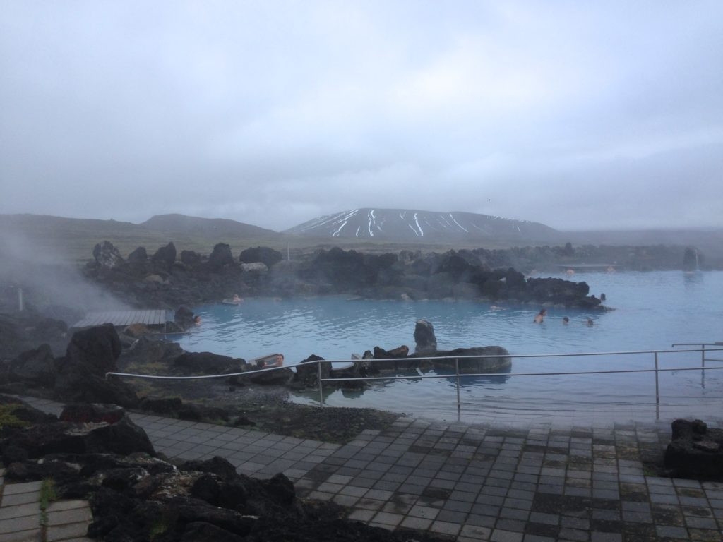 Iceland Ring Road Itinerary: Myvatn Nature Baths