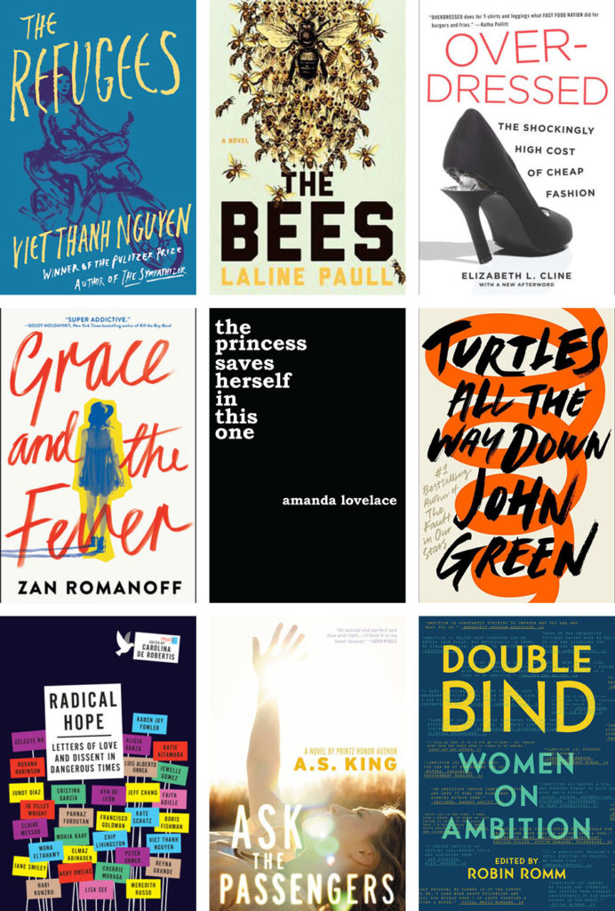 October Books Reviews