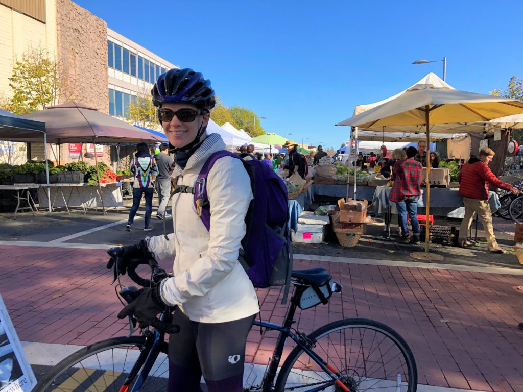 Resist: Bike to Farmers' Market