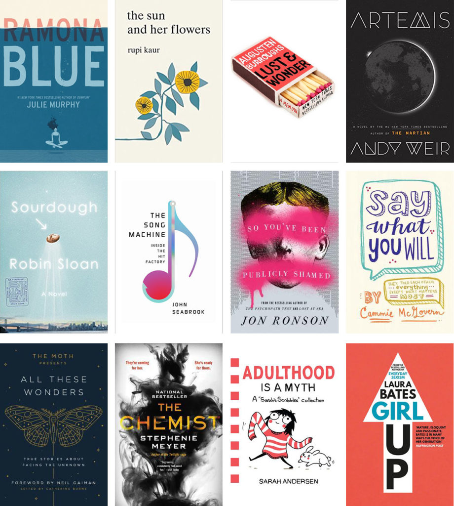 November and December Books: What I Read This Month